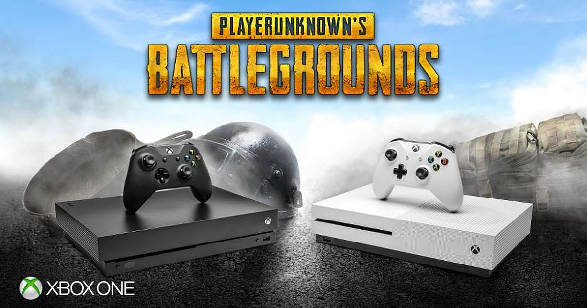 Download PUBG for Xbox One 1