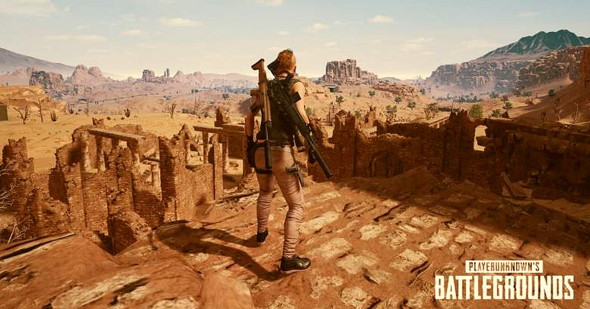 PUBG Debuts its Miramar Map 4