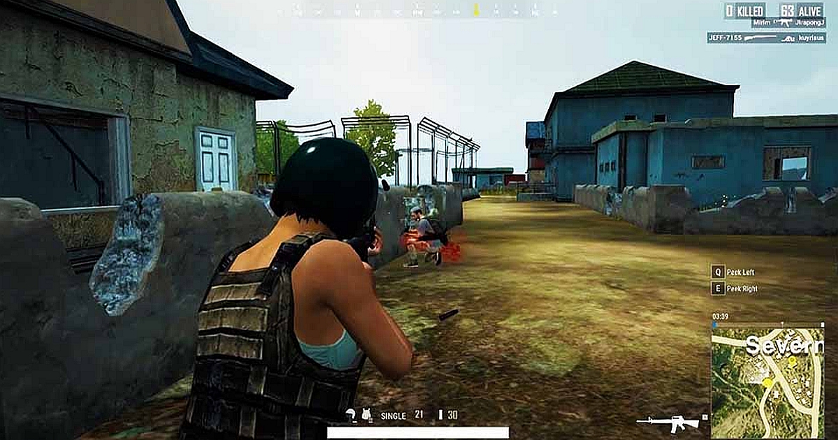 PUBG's New Seasson for PS4 and PC